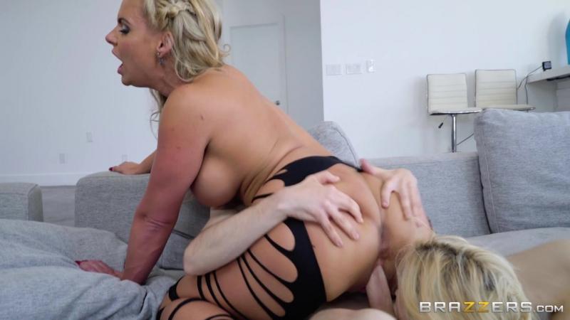 Phoenix Marie, Piper Perri Breaking, Entering Teaching Teens 3some, Big Ass, Big Tits, Blowjob, Strap on, New
