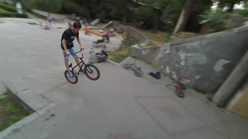 SNAPBACK POWER | BMX RIDERS