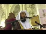 عظيم في أميّته ﷺ . الشيخ حسن بخاري