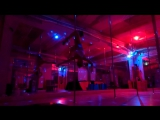 Инга Агни. Exotic pole dance. Ashes 2017
