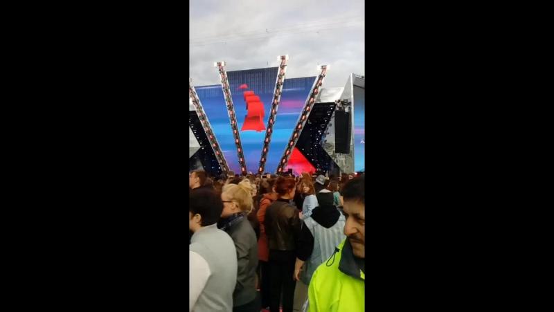 Максим Белый - Live