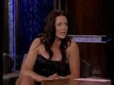 Bridget Regan au Jimmy Kimmel Live le 6 novembre 2008