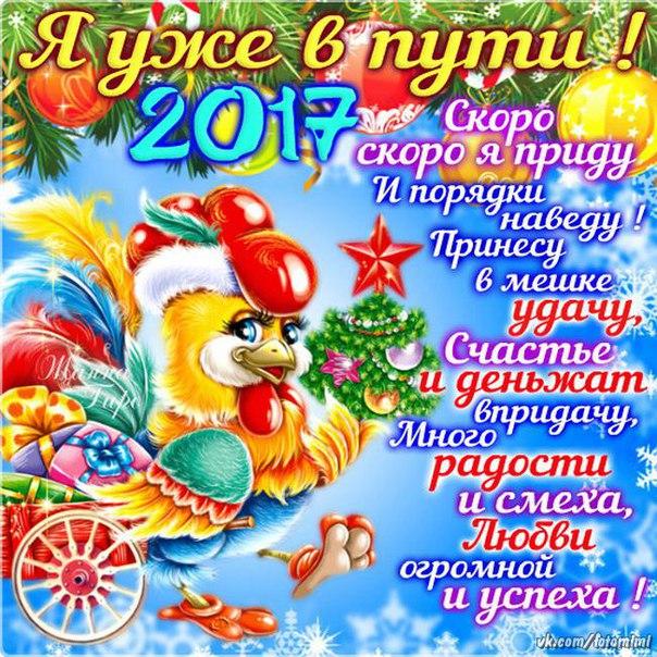С Наступающим Новым 2017 годом !