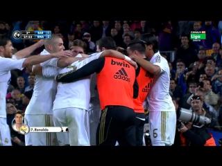 Cristiano Ronaldo Vs FC Barcelona Away HD 1080i (21/04/2012)