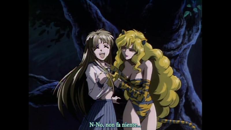 Миюки в Стране Чудес / Miyuki-chan In Wonderland OVA 1