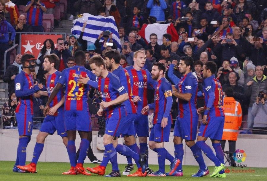 """Barcelona"" 2-1 ""Leganes"" | FOTOLAVHA"