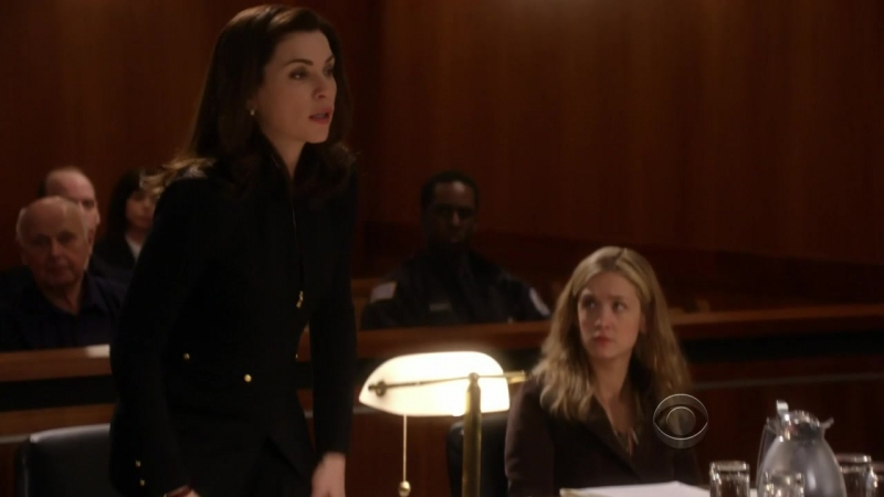 The Good Wife — 1x01 — Pilot