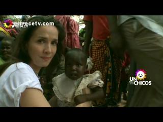 Natalia Oreiro habla de Kenia en Un Sol Para Los Chicos