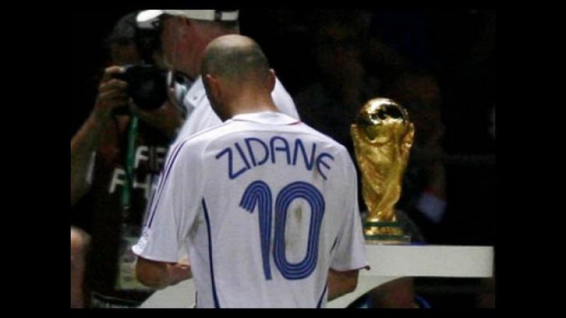 Франция 1-1 Италия - Финал Чемпионата Мира 2006 HD