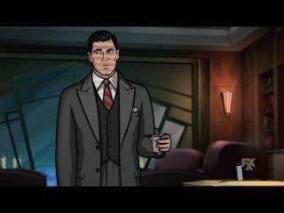 Тизер 8 сезона мультсериала «Арчер — Archer».