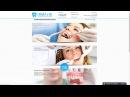 Квадратный ёжик - Создание сайт-визитки для стоматологической клиники Смайл и Ко