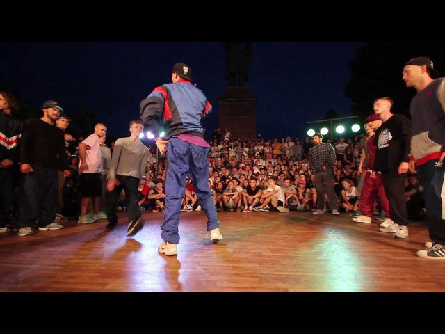 SOUTH FRONT VS SMAK | CREW 1\4 | YALTA SUMMER JAM 2017