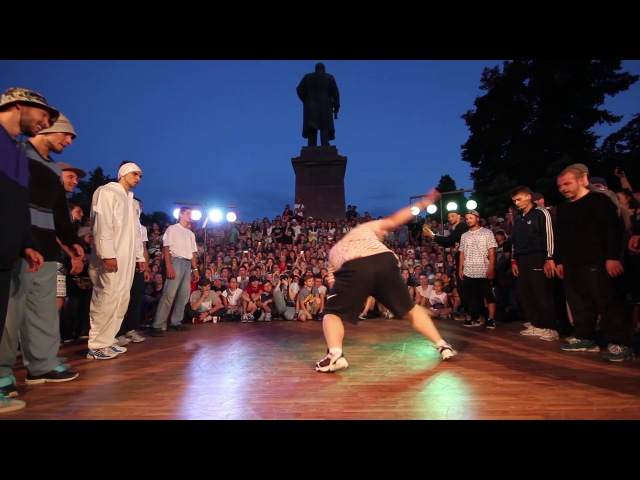 DEREVO VS TOP SIDE ATTACK | CREW 1\4 | YALTA SUMMER JAM 2017