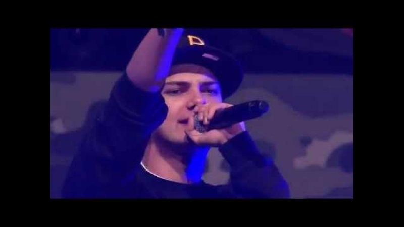 Casper X Wilson Gonzales X Jimi Blue X Tarek K.I.Z. (Red Bull Soundclash 2012)