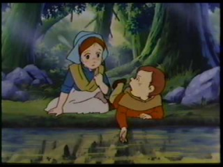 Grimm's Fairy Tale Classics - Brother and Sister Part 1