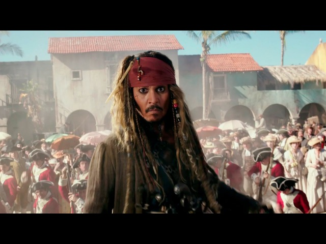 Пірати Карибського моря Помста Салазара. Офіційний український трейлер 2 (2017) HD