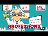 Learn about Jobs and Professions for Kids Learning occupation for Children Various professions
