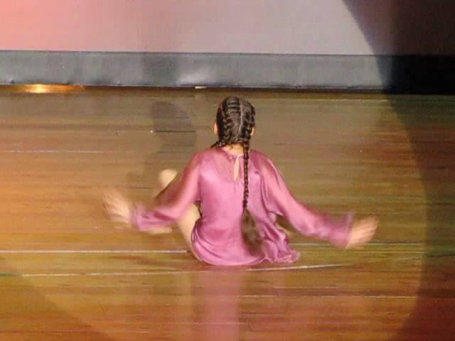 танец Ноченька