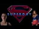 SUPERGIRL CRACK 2X18 (SUPERCORP)