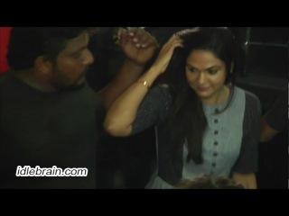 DJ Duvvada Jagannadham team at Sandhya 35MM, RTC X Road -
