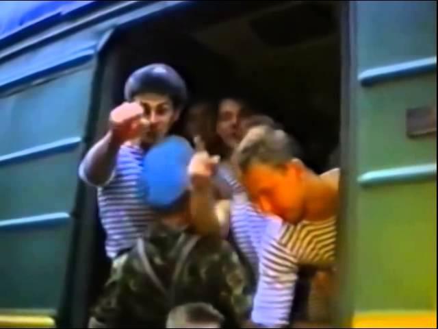 День ВДВ 2 августа 1992 Латвия )