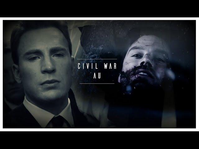 Steve Rogers | Take it all away | Post-Civil War AU