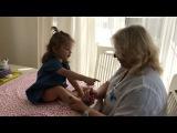 Заботливая мама, Ксения Бородина, постоянно устраивает релакс-тайм для Теоны