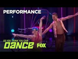 Kaylee & Kiki's Bollywood Performance | Season 14 Ep. 13 | SO YOU THINK YOU CAN DANCE