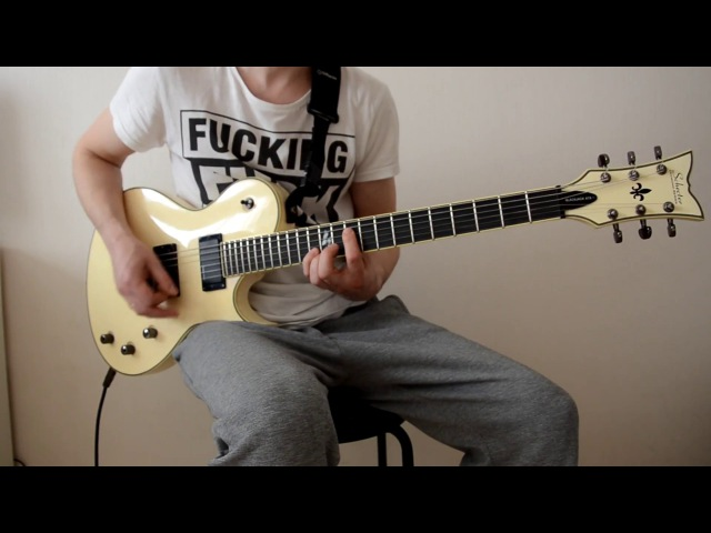 Оригами - Наполовину прав на пол пути отсюда (guitar cover)