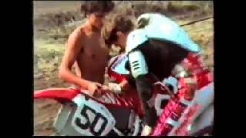 Мотокросс Чемпионат СНГ 2я лига г Сызрань 25- 26. 07. 1992г