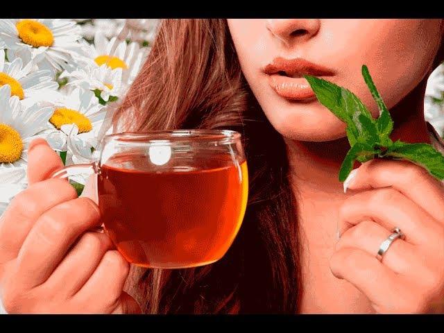 Малоизвестные рецепты лечения лекарственными видами чая Черный чай с красным и...