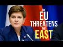 EU Threatens Poland, Hungary Czech Republic | Open Borders | Migrant Crisis