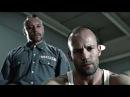 Драка в тюремной столовой. Дженсен Эймс и Паченко. Смертельная гонка. 2008