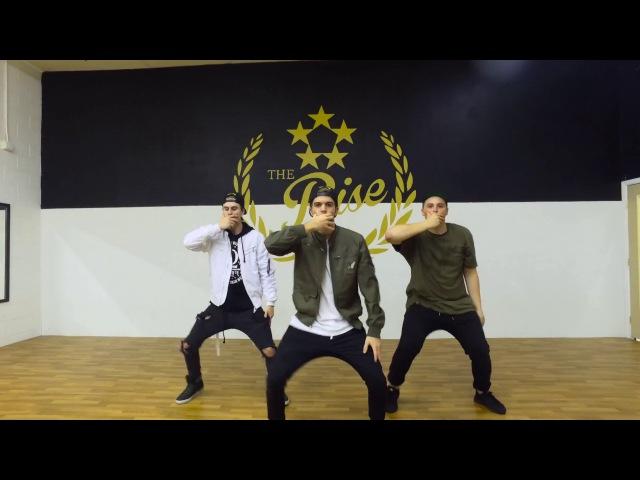 Short Bus - Esseks (G-Space remix) Elektro Botz (Official Choreography)