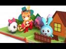 Малышарики - Новые серии - Лётчик 89 серия развивающие мультики для самых маленьких