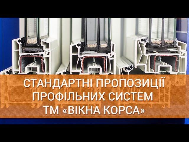Огляд профільних систем REHAU ECOSOL 60, REHAU EURO 70 та REHAU SYNEGO
