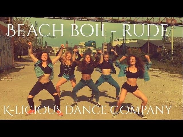Beach Boii - Rude    Choreography by Kasia Jukowska, K-Licious Dance Company