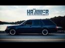 1987 Mercedes Benz AMG Hammer Wagon Six Liters Of Grocery Smashing German Power