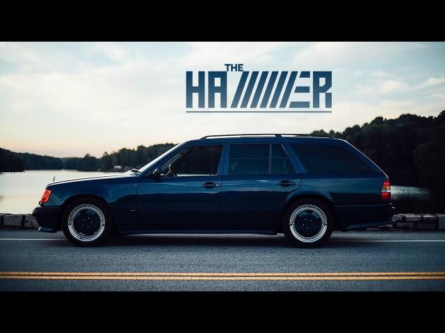 1987 Mercedes-Benz AMG Hammer Wagon: Six Liters Of Grocery-Smashing German Power