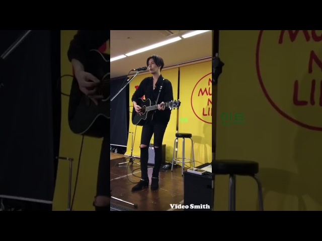 MINUE 「GRAVITY」 2016.10.10 TOWER RECORDS 難波店
