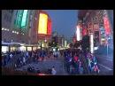 Ночной Шанхай, такси в Китае, прогулка по главной улице и набережной!