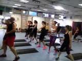 Double step aerobics by Yoav Avidar 10.6.14