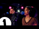 Jorja smith x maverick sabre carry me home radio 1's piano sessions