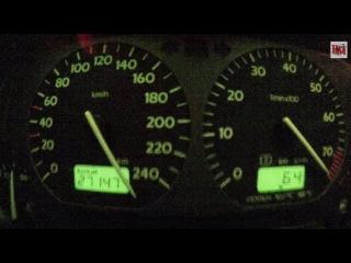 Подборки Live - Максимальный разгон Фольцваген Гольф / Volkswagen Golf 2 3 4 5 6 7 поколение