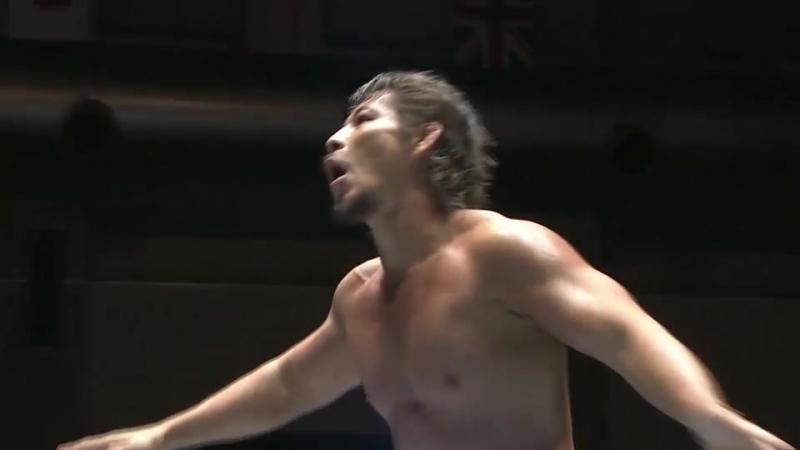 Tomoyuki Oka, Katsuya Kitamura vs. Tama Tonga, Yujiro Takahashi (NJPW - G1 CLIMAX 27 - Day 13)