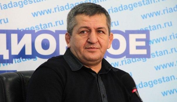 ⚡ Абдулманап Нурмагомедов прокомментировал поражение Рашида Магомедова