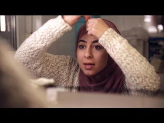 Смешные нюансы ношения хиджаба ))))