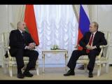 Путин и Лукашенко участвуют в заседании Совета Союзного государства в Москве