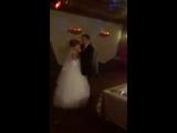 Танец с папой 💙 ревели все...😢💕