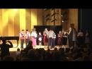 Вручение наград Тимуру, Николе и Насте на гала-концерте 26.02.2017